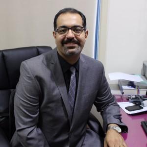 Dr Amin Owhadi