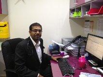 Dr Tharesh Iddagoda