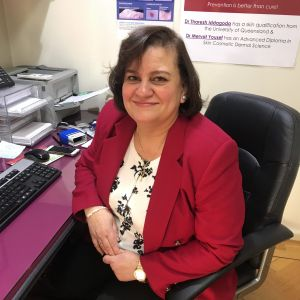 Dr Mona Botros