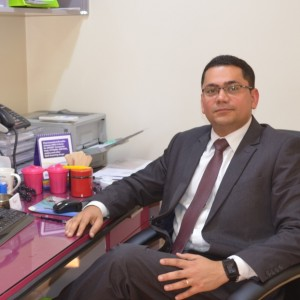 Dr Moheb Gerges
